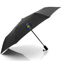 全自动雨伞皇马ac米兰国安恒大切尔西阿森纳尤文雨伞阳伞礼物 防水防风