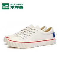木林森2020女士低帮布鞋休闲鞋子韩版休闲时尚潮流鞋子