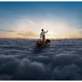 正版 平克·弗洛伊德:无尽的河流 Pink Floyd 1CD+16P精装书册