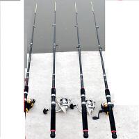 海竿套装鱼竿海杆甩竿海钓竿垂钓鱼远投抛竿套装渔具组合