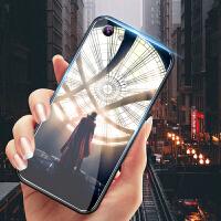 苹果6s手机壳男复仇者联盟3钢化iphone6plus玻璃套六美国队长漫威叉镜面marvel奇异博士
