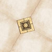 地砖美缝贴纸 地板贴纸防水耐磨墙贴自粘客厅卧室卫生间美缝创意装饰瓷砖对角贴 中