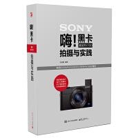 嗨!黑卡索尼RX100拍摄与实践(全彩)刘征鲁 索尼黑卡RX100系列相机摄影教程书籍 索尼黑卡相机设置诀窍和实拍技法