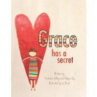 【预订】Grace Has a Secret