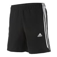 Adidas阿迪达斯 男裤 2018新款运动休闲透气短裤五分裤 S88113