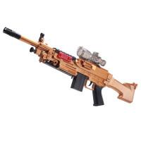 儿童玩具枪*软弹枪战狼AK发射水晶