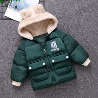 儿童羽绒男童女童棉衣婴儿冬季衣服宝宝棉袄