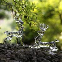 个性现代家居摆设品装饰品水晶* 创意摆件贺寿礼品工艺品