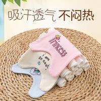 班杰威尔 宝宝吸汗巾婴儿纯棉隔汗巾0-1-3全棉4-6岁儿童垫背巾幼儿园中大童