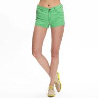 【618狂欢购,领券满500减300】美特斯邦威女装多色休闲短裤251785
