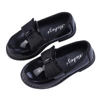 女童�底公主鞋春季英���L�和�豆豆鞋舞蹈鞋