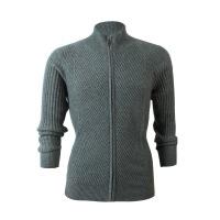 秋冬男士羊绒衫毛衣针织衫外套休闲