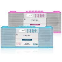 熊猫F233复读机 磁带收录机 复读录音机MP3收音机优盘和磁带相互转录 英语四六级复读机