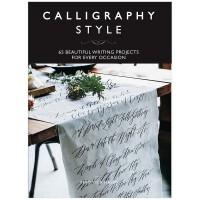 Calligraphy Styling 书法风格:如何漂亮的书写 65种英文书法风格