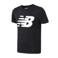 New Balance/新百伦男装短袖T恤2019新款经典圆领针织运动服MT91923