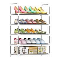 蜗家 无布套5层收纳架 架子 多功能实用储物架 层架 鞋架xj-A05