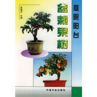 庭院阳台盆栽果树 肖建忠 中国农业出版社