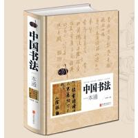中国书法一本通 中国书法大全传世书法技法初学教程一本通 历代书法名家名品鉴赏导读文化大观分析与训练理论书法全集毛笔书法