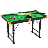 20180824065346316儿童台球桌 迷你玩具 斯诺克标准家用折叠大号 桌球台