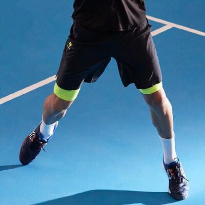户外运动短裤男士网球训练裤子球裤休闲运动跑步裤