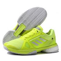 adidas阿迪达斯女鞋网球鞋2017年新款运动鞋BB5050
