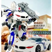 汽车人机器人模型儿童男孩玩具礼物