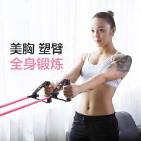 弹力绳 健身拉力器 女士家用拉力绳 男士力量训练运动器材p8k