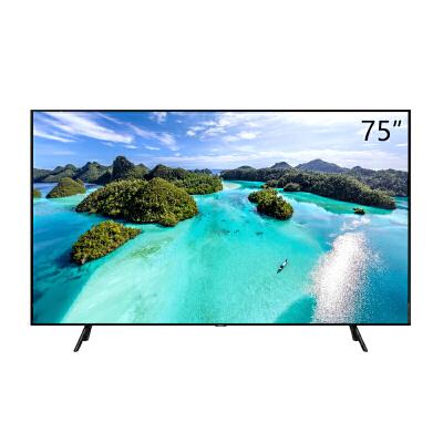 三星QA75Q80RAJXXZ 75英寸QLED QHDR量子点电视机 智能WIFI语言助手 超薄电视机 QLED QHDR量子点超薄电视