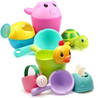 �和�洗澡玩具�蛩��男孩女孩小�S��洗�^杯花������⑺��靥籽b沙��