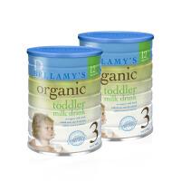 【网易考拉】BELLAMY'S 贝拉米 有机奶粉 3段(12个月以上) 900克/罐【2罐装】