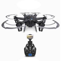 新款儿童陀螺仪遥控飞机 四通六轴飞行器 灯光航拍无人机玩具