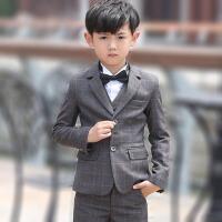 儿童西装男童小西服秋童装花童礼服西装套装儿童礼服男