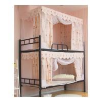 物理遮光蚊帐一体式两用学生上铺床帘下铺寝室单人宿舍床幔二合一. 其它