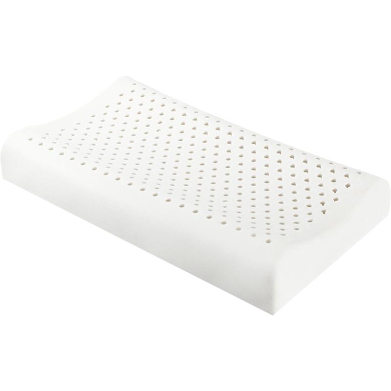 泰国原料乳胶护颈枕头枕芯乳胶枕2-8岁儿童枕学生枕头