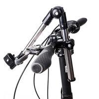 自行车伞架电动车摩托车车轮椅通用撑伞支架雨折叠太阳伞保暖护撑伞架