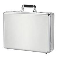 铝合金箱手提密码箱保险箱印章箱证件收纳箱文件箱商务公文平板箱