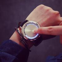 创意礼品 520礼物生日礼物女生韩版情侣手表LED发光个性 送男女朋友老公老婆情人节礼物