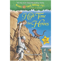 Magic Tree House #51: High Time for Heroes 神奇树屋第51部 Mary Po