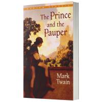 王子与贫儿 英文原版小说 The Prince and the Pauper 王子与乞丐 马克吐温 世界经典名著文学 M