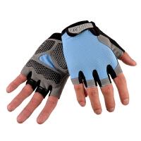半指手套女薄款骑行露指户外半截登山防滑骑车运动健身男器械训练