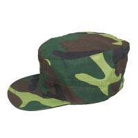 丛林海洋通用迷彩帽 迷彩帽 遮阳帽子 绿色 绿色 均码 红色