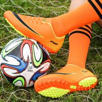 新款成人足球鞋男碎���鞋ag�人造草地�W生女�\�幽湍�和�球鞋