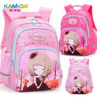 儿童书包小学生书包女孩女童韩版公主双肩包1-3年级花花姑娘