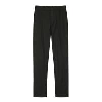 【超值一口价:199】LILY女装经典黑色通勤小直筒裤西装裤女120330C5289