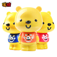 优彼亲子熊 优比熊 好习惯儿童早教机 故事机 玩具