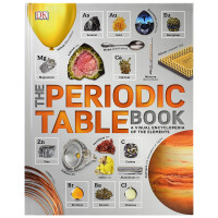 【首页抢券300-100】DK The Periodic Table Book 百科全书 元素周期表 全彩插图 详细解读