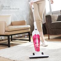 真空手持吸尘器家用吸地毯沙发宠物毛发头发小型吸力大功率除螨静