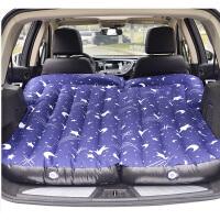 车震床车载充气床垫SUV越野车后备箱垫 后排自驾游旅行用品睡垫