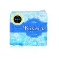 【网易考拉】unicharm 尤妮佳 苏菲Kiyora无香型超薄透气卫生护垫 72片