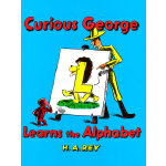 Curious George Learns the Alphabet好奇猴乔治学字母 9780395137185